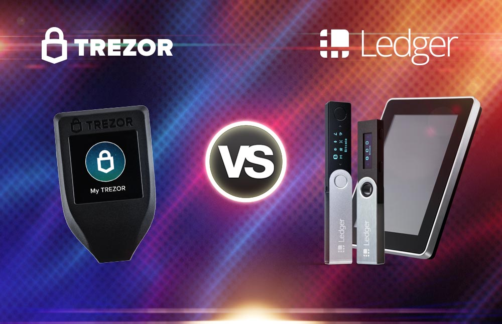 Trezor-Vs-Ledger pregled